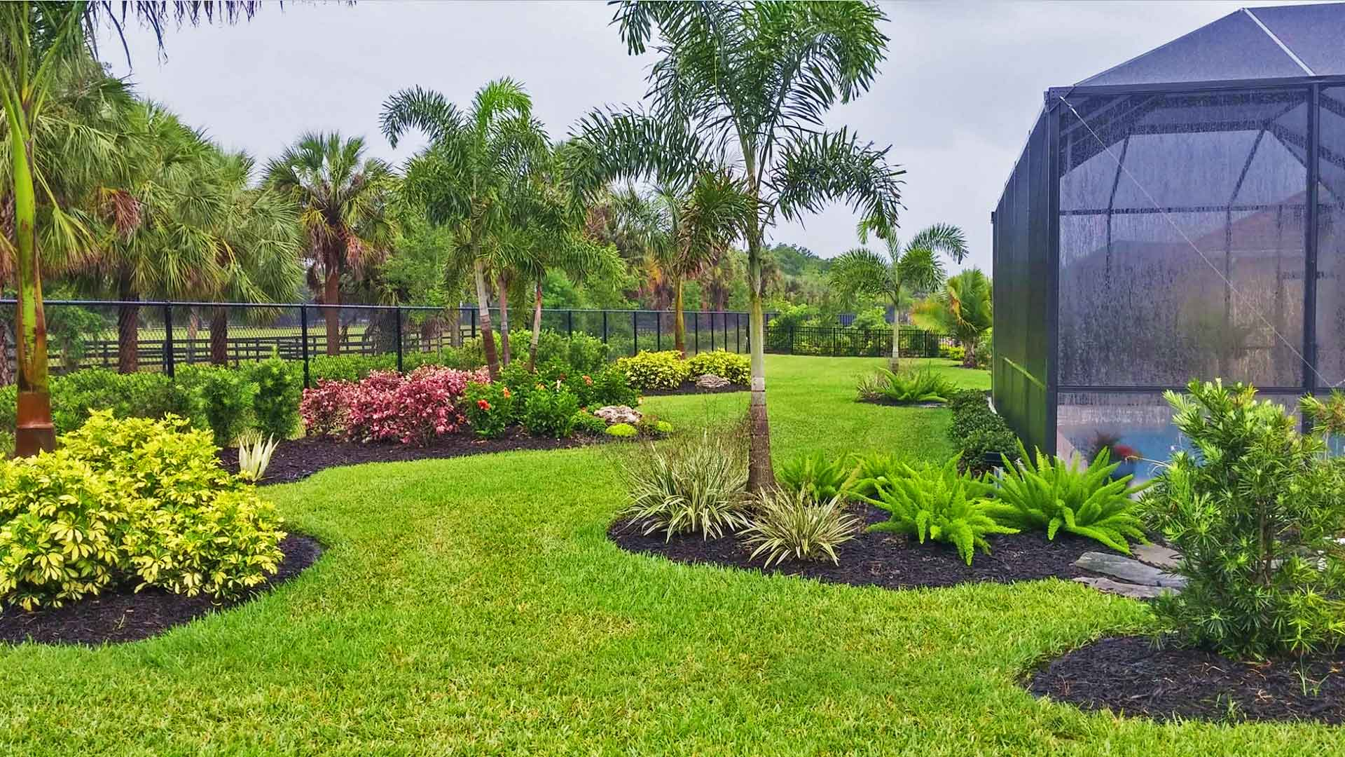 Maintaining Your Lawn And Landscaping In Palmetto Fl Surrounding Areas Is A Year Round Task September The Start Of Fall Here Florida