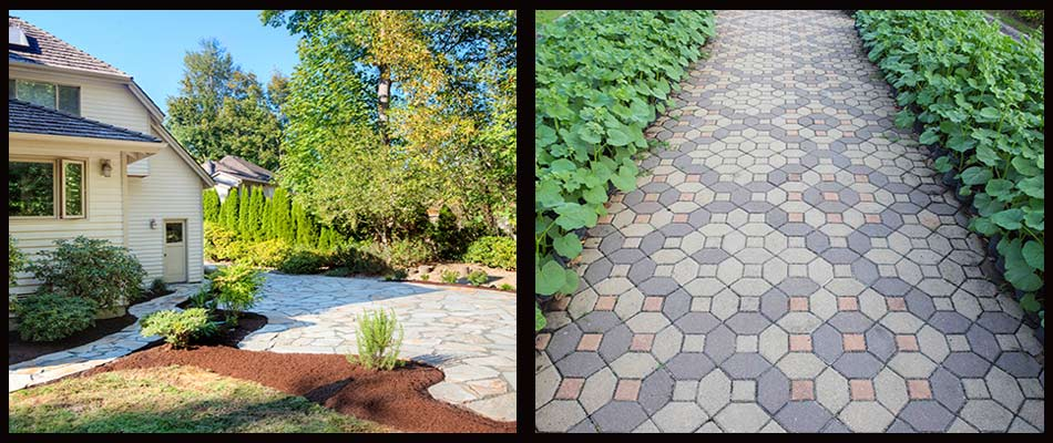 Hardscaping Flagstones vs. Pavers: The Pros and Cons